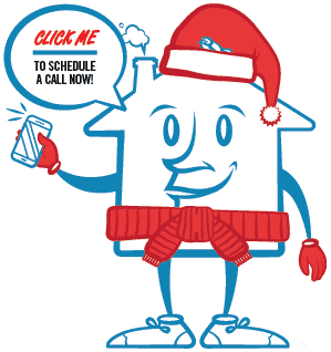 Happy Holidays From Morty! Call us today!