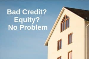 guaranteed home equity loan bad credit