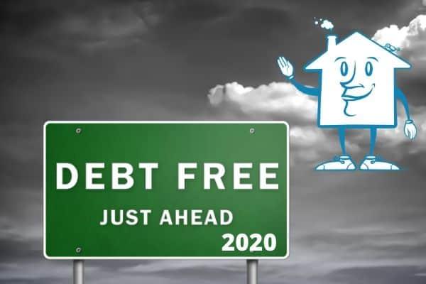 debt free 2020